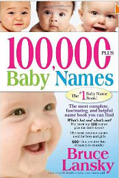 100000 Baby Names