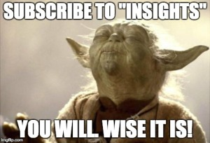 Subscribe to Insights