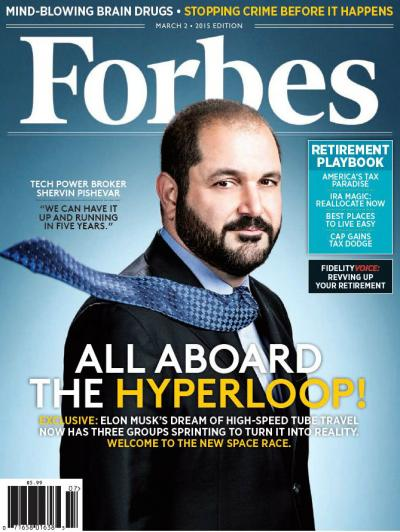 Forbes Cover Page